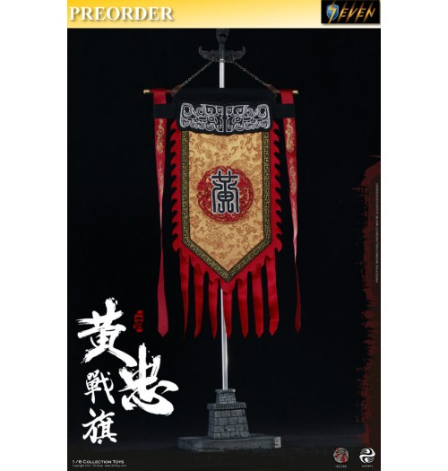 PREORDER: 303Toys 1/6 Three Kingdom Huang Zhong - Banner Suite