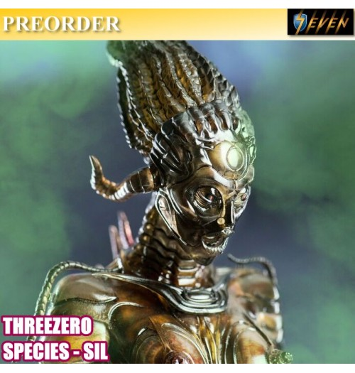 PREORDER: Threezero 1/6 SPECIES - Sil (Retail version)