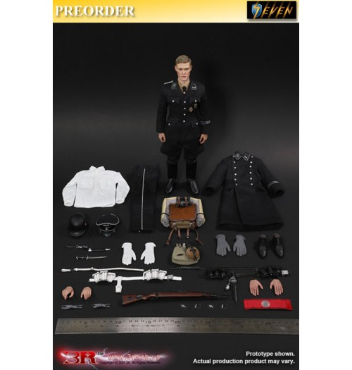 PREORDER: 3R 1/6 GM647 WWII SS-Leibstandarte Honor Guard (LAH) Ultimate Edition - Archard: Boxset