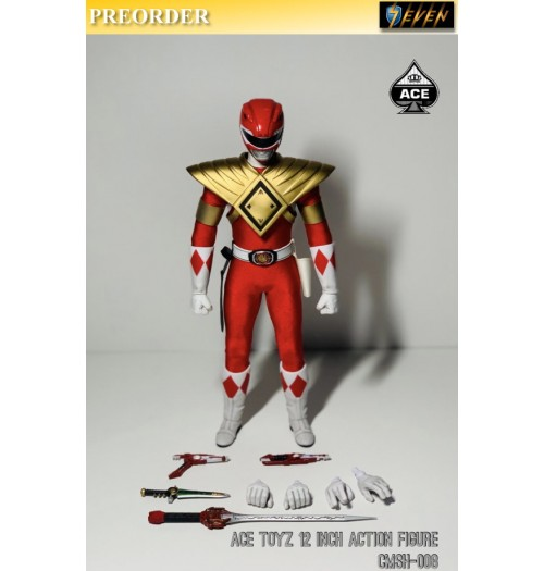 PREORDER: ACE Toys 1/6 Classic Mighty SuperHero: Golden Red Hero: Boxset