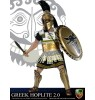 ACI TOYS 1/6 Greek Hoplite 2.0 Power Set - Version D (ACI772D)