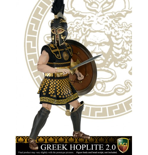 ACI TOYS 1/6 Greek Hoplite 2.0 Power Set - Version A (ACI772A)