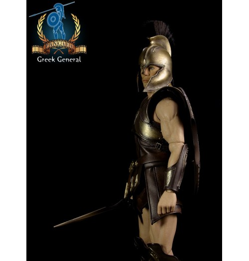 Pangaea Toy 1/6 Greek General Boxset