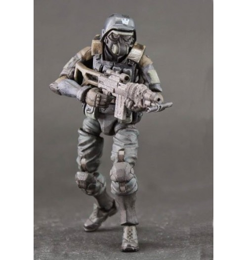 "ORI TOY 3.75"" Acid Rain: Bucks Team Wave1-  King"