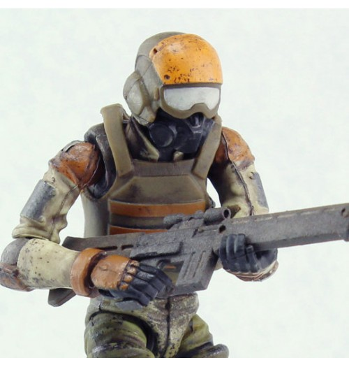 "ORI TOY 3.75"" Acid Rain: Sol Commander (Re-Run)"