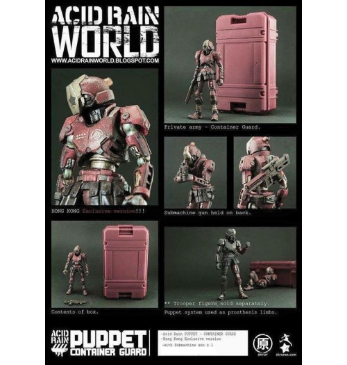 Oritoys Acid Rain: Puppet Container Guard (HK Exclusive)