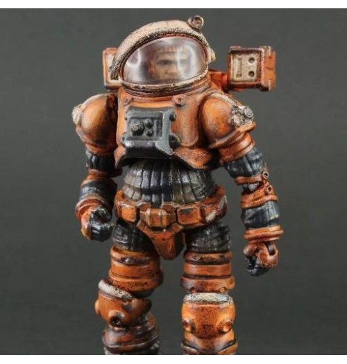 "ORI Toy 3.75"" Acid Rain: Space Prisoner"