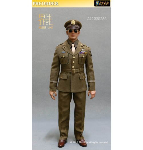 PREORDER: Alert Line 1/6 WWII U.S.Army Officer Uniform Suit: Set A