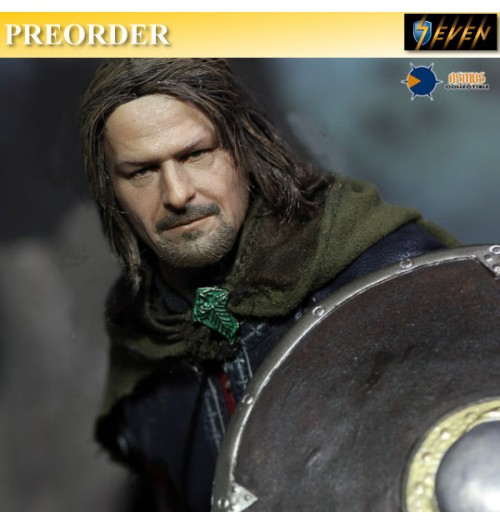 PREORDER: Asmus Toys 1/6 Boromir (Rooted Hair): Lord of the Rings