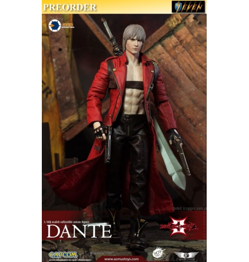 PREORDER: Asmus Toys 1/6 Devil May Cry 3: The Dante: Boxset