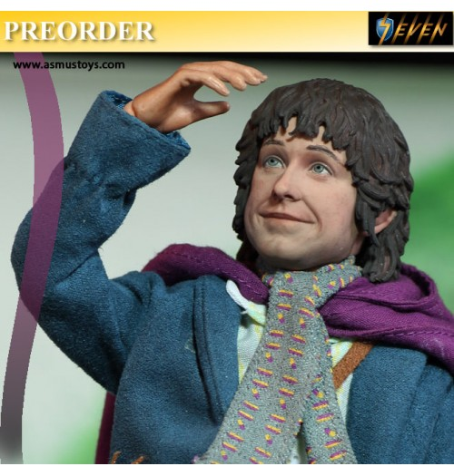 PREORDER: Asmus Toys 1/6 Lord of the Rings: Pippin (Slim Version)