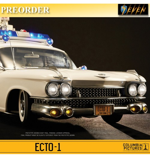PREORDER: Blitzway 1/6 Ghostbusters (1984): ECTO-1