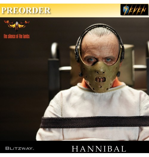 PREORDER: Blitzway 1/6 Silence of Lamb: Hannibal (Straitjacket Version)