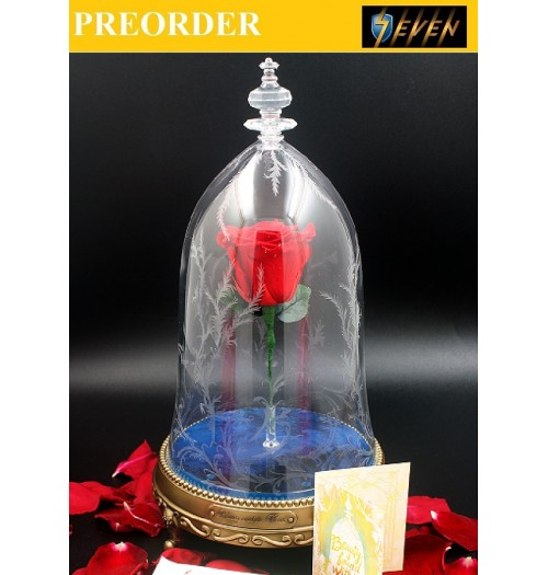 PREORDER: Camino 1:1 Beauty & Beast Enchanted Rose Bluetooth Speaker