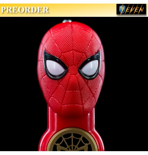 Preorder: Camino - Spiderman Head LED Keychain