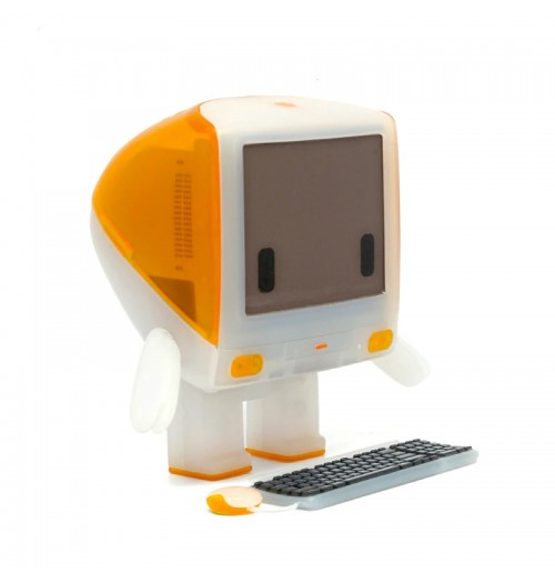 Classicbot: iBot G3 (Tangerine)