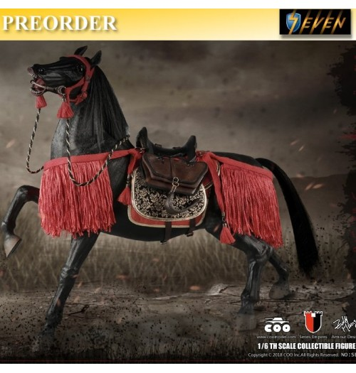 PREORDER: Coo Model 1/6 Rennsennasige the Steed (Horse of Oda Nobunaga)