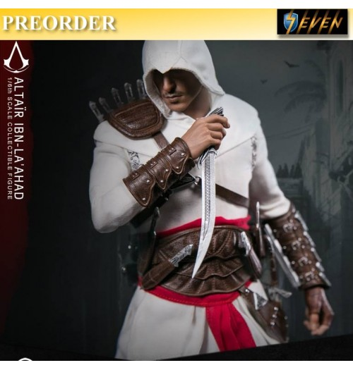 PREORDER: DAM Toys 1/6 Assassin's Creed - Altair the Mentor
