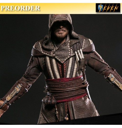 PREORDER: DAM Toys 1/6 Assassin's Creed Aguilar