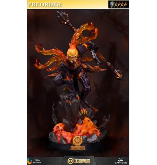 PREORDER: DAMTOYS: 1/8 Honor of Kings - Hellfire Sun Wukong