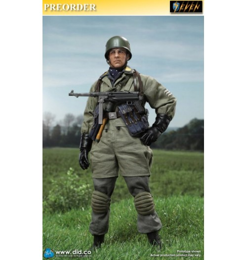 PREORDER: DID 1/6 D80146 WWII German Fallschirmjager - Schmeling: Boxset