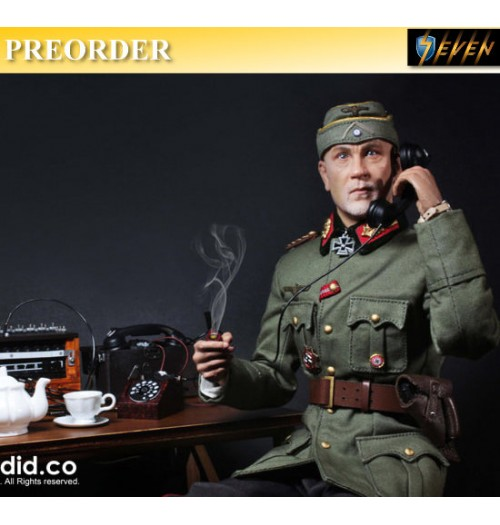 PREORDER: DID 1/6 WWII German Communications 2 – Drud Boxset