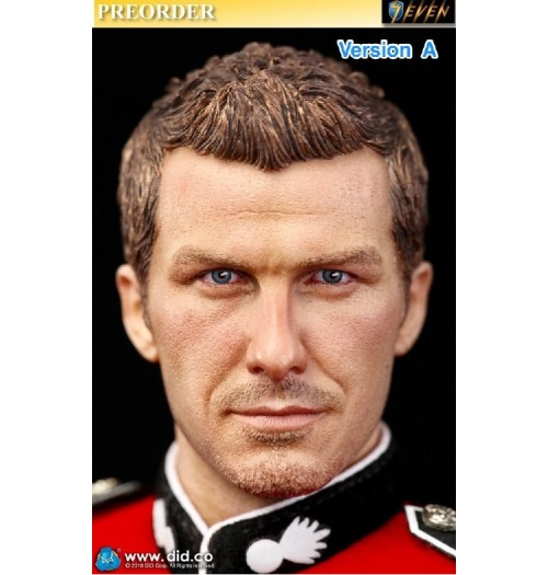 PREORDER: DID 1/6 The Guard (Version A) with Stubble headsculpt