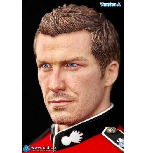 DID 1/6 The Guard (Version A) with Stubble headsculpt