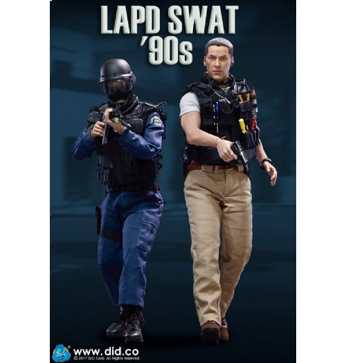 DID LAPD SWAT '90S - Kenny (US Exclusive Version)