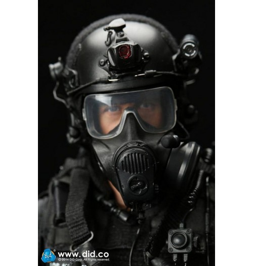 DID 1/6 LAPD SWAT Assaulter - Driver Boxset