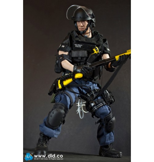 DID 1/6  LAPD SWAT 3.0 - Takeshi Yamada Box Set