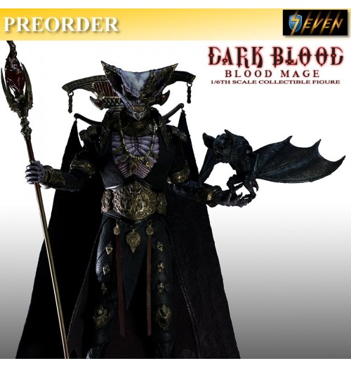PREORDER: Dark Crown Toys 1/6 Dark Blood: Blood Mage