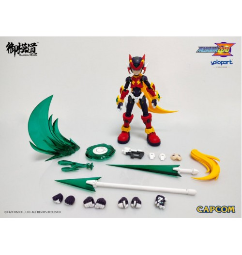 Eastern Model: Mega Man Zero (Plamo): Set