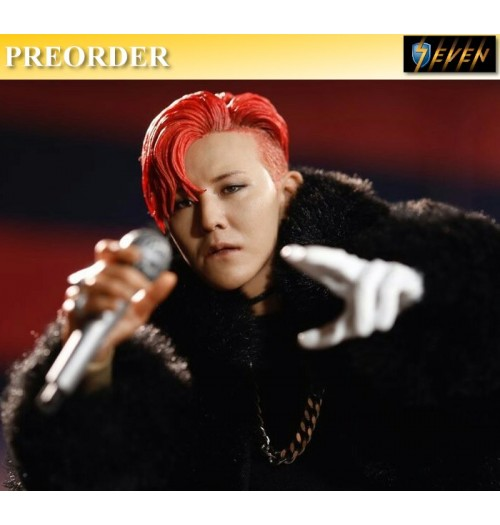 PREORDER: JD Studio 1/6 BIGBANG G-Dragon: Box Set (Produced by Enterbay)