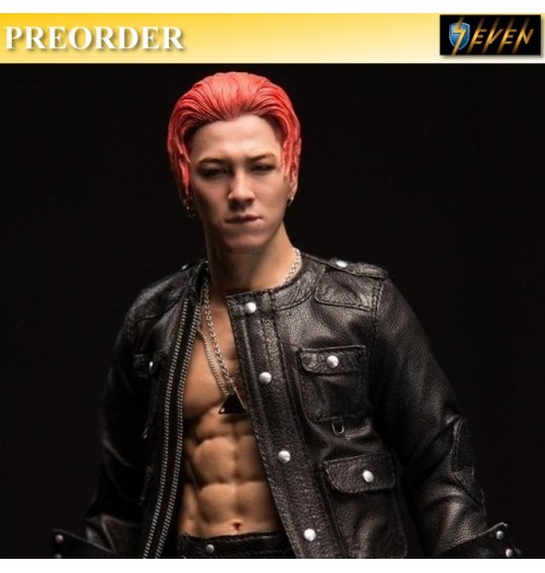 PREORDER: JD Studio 1/6 BIGBANG Taeyong: Box Set (Produced by Enterbay)