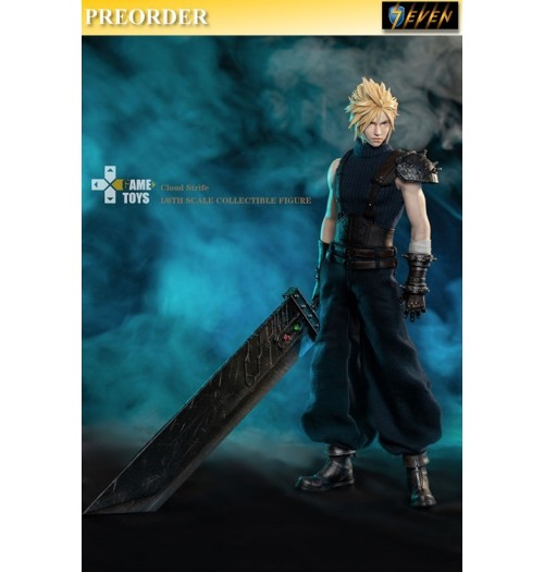 PREORDER: GameToys 1/6 GT002A Cloud (Standard Edition): Boxset