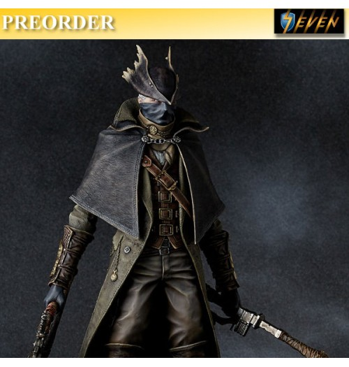 PREORDER: Gecco 1/6 Bloodborne: The Old Hunters Statue