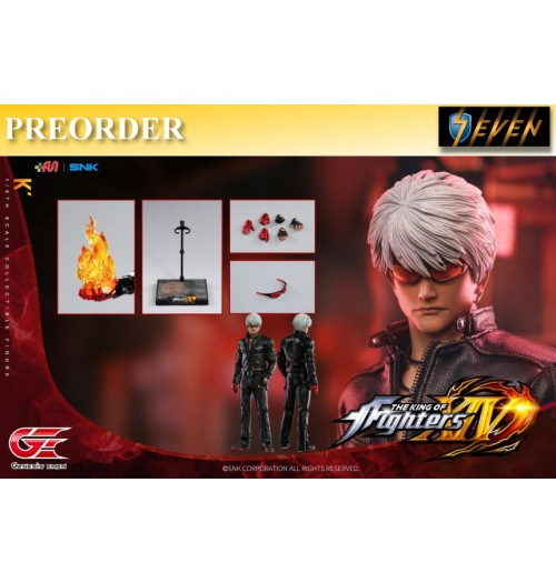 PREORDER: Genesis 1/6 The King Of Fighters XIV - K: Boxset