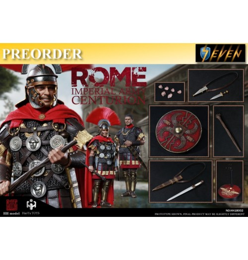 PREORDER: HH Model x HaoYu Toys 1/6 Imperial Army - Centurion: Boxset