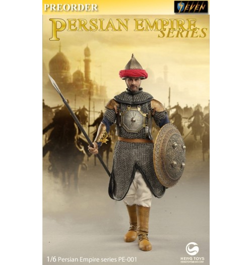 PREORDER: Heng Toys 1/6 Persian empire series - Elephant soldier: Boxset