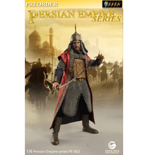 PREORDER: Heng Toys 1/6 Persian empire series - Elephant Captain: Boxset