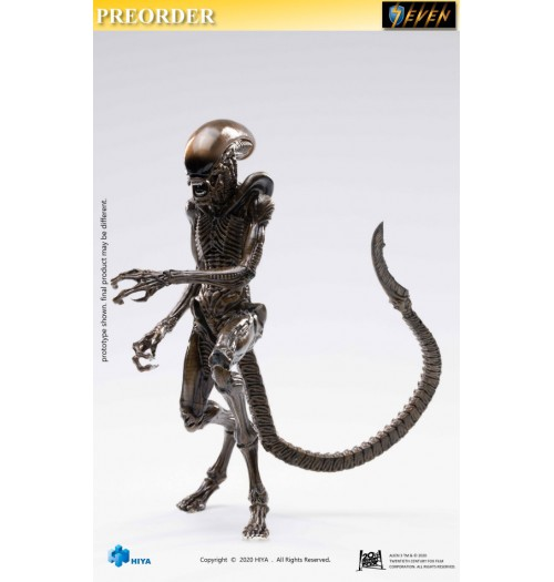 PREORDER: Hiya Toys 1/18 LA0094 Exquisite Mini Series: Dog Alien: Boxset