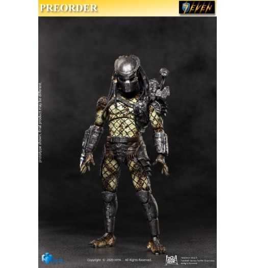 PREORDER: Hiya Toys 1/18 LP0106 Exquisite Mini Series: Predators Crucified Predator: Boxset
