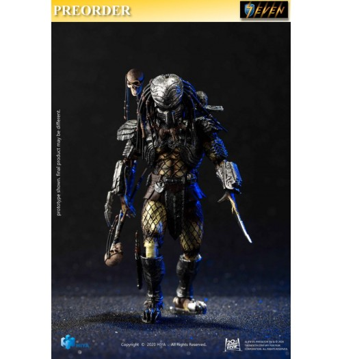PREORDER: Hiya Toys 1/18 LP0112 Exquisite Mini Series - Chopper Predator: Boxset