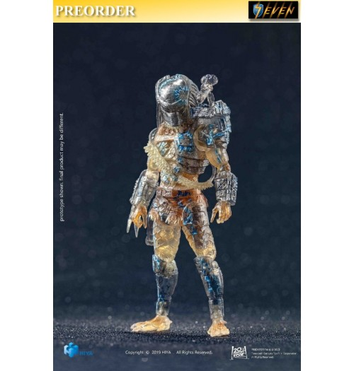 PREORDER: Hiya Toys 1/18 Predators - Water Emergence Jungle Hunter: Boxset