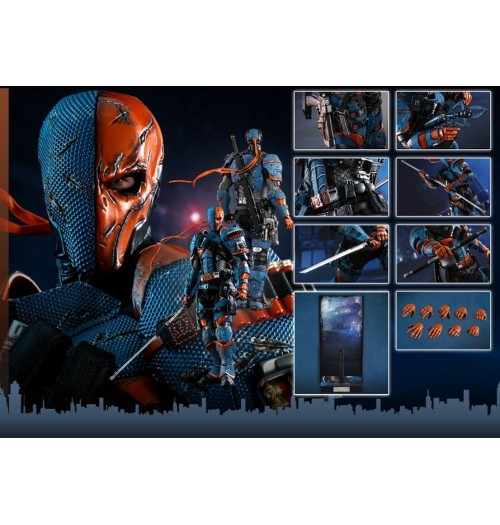 Hot Toys 1/6 Batman Arkham Origins - Deathstroke