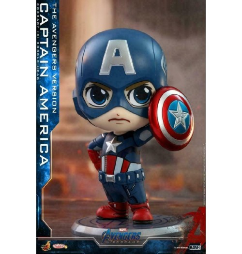 Hot Toys Cosbaby 576 Captain America(Avengers Ver.)