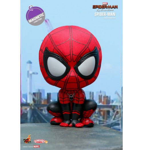 Hot Toys: Cosbaby 629 Spider-Man Far From Home