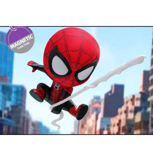 Hot Toys Cosbaby 631 Spider (Web Swinging)
