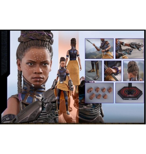 Hot Toys 1/6 Black Panther - Shuri Boxset